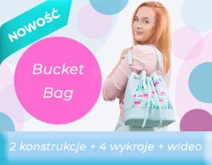 jak uszyć bucket bag kurs szycia online