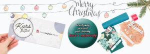 Kurs na prezent – czyli kreatywny pomysł na prezent dla kogoś, kogo lubisz!