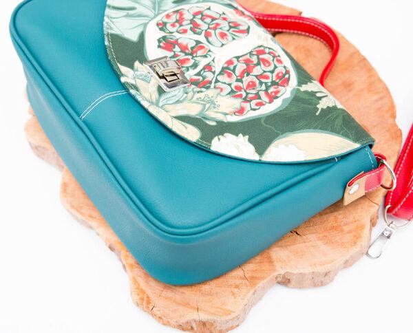 jak uszyć torebkę z wymienną klapką kurs szycia online