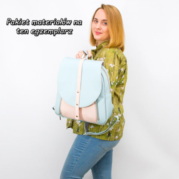 "Jak uszyć plecak - kurs szycia online ""Plecakowe ABC"""