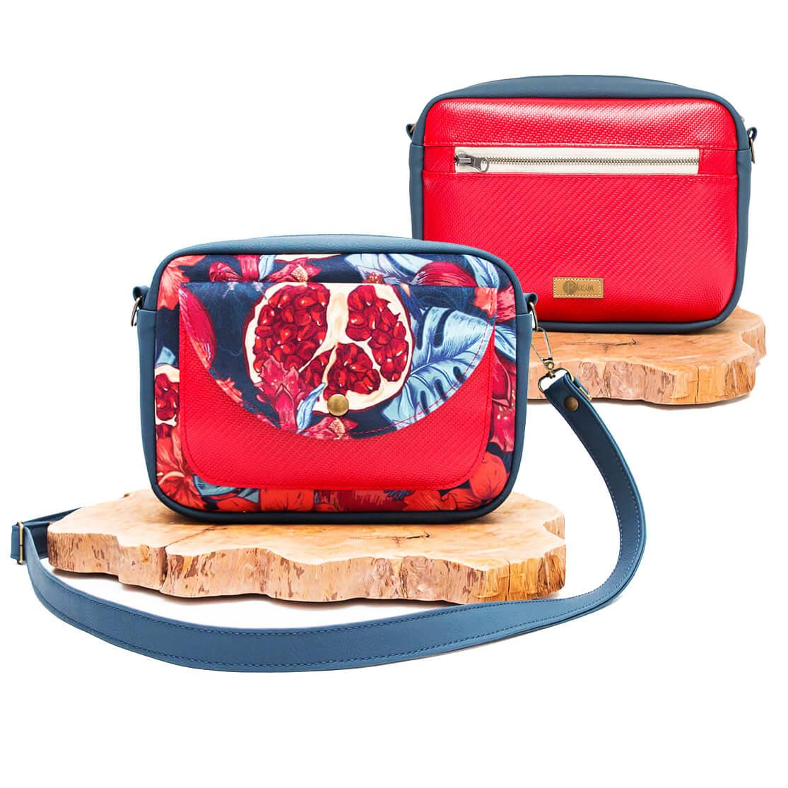 Jak uszyć prostokątną torebkę box bag kurs szycia online by kamila plasun
