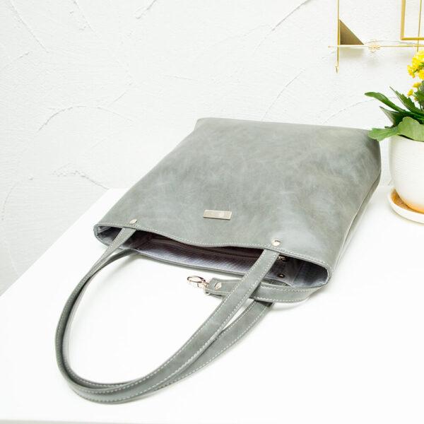 shopper bag jak uszyć torbę tutorial torby inspirowane serialami shopper bag torba origami
