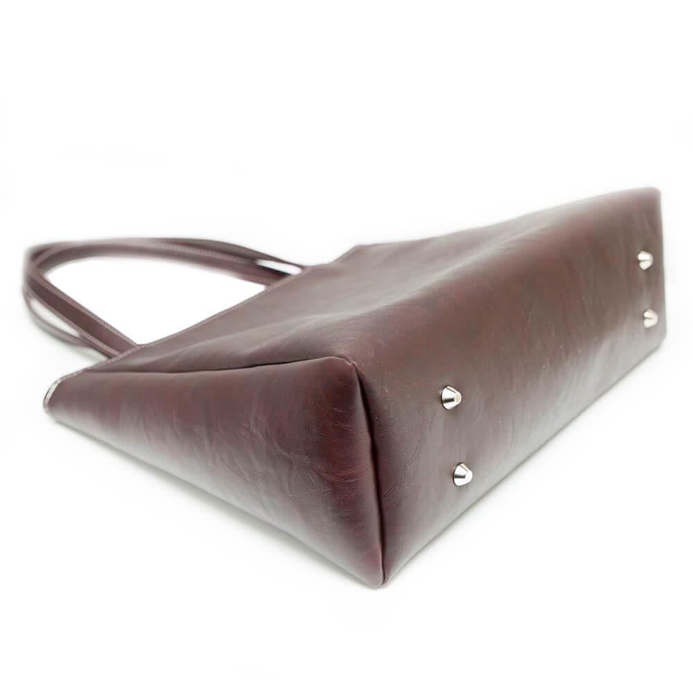 shopper bag jak uszyć torbę tutorial torby inspirowane serialami shopper bag torba z doszywanymi bokami