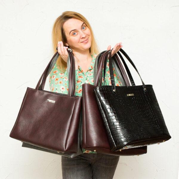shopper bag jak uszyć torbę tutorial torby inspirowane serialami