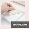 Pianka tapicerska izolacyjno - dystansowa samoprzylepna z klejem 3 mm