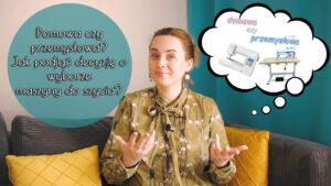 """Read more about the article """"Czy na domowej maszynie do szycia da się szyć torebki""""- to jedno z najczęściej zadawanych pytań."""