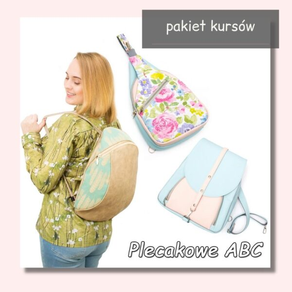 plecakowe abc jak uszyć plecak