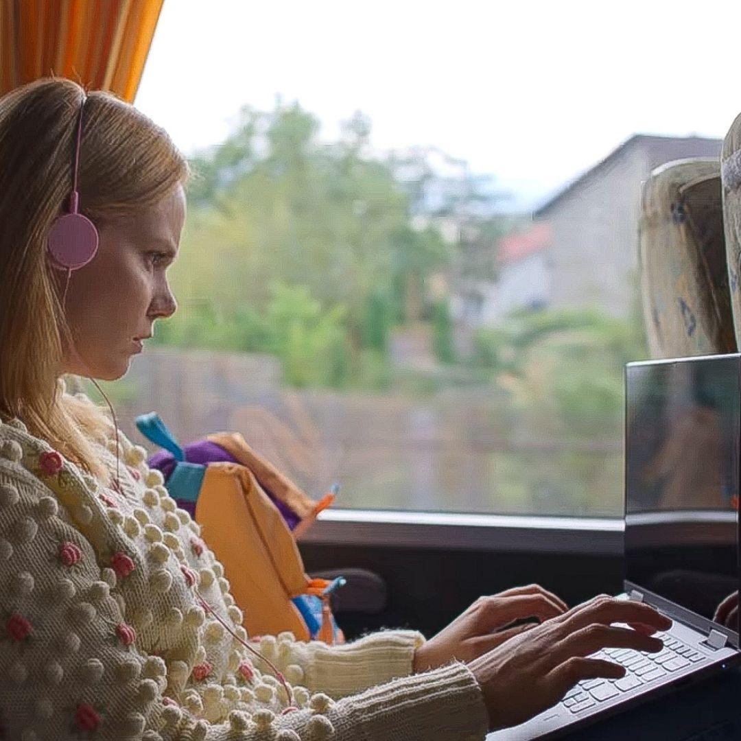 Natan plecak na laptopa, rekreacyjny, kurierski 3 w 1 by Kamila Plasun